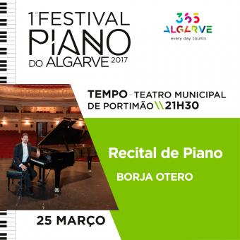 Recital de Piano – Borja Otero