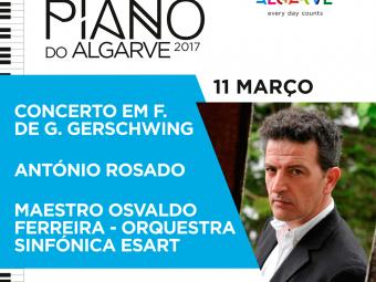 Concerto em F. de George Gerschwing