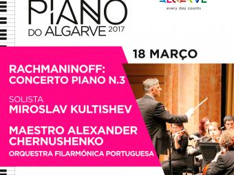 Rachmaninoff: Concerto Piano N.3