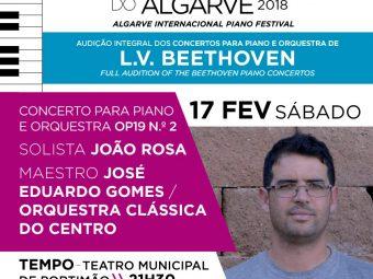 JOÃO ROSA e Orquestra Clássica do Centro