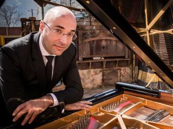 Recital de Piano – Obras de Beethoven, Mozart e Liszt